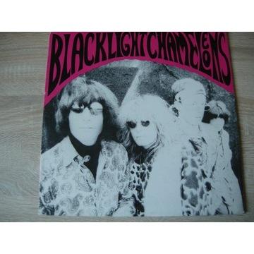THE BLACKLIGHT CHAMELEONS - LP
