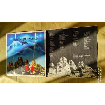 TSA heavy metal world płyta winylowa stan Vg