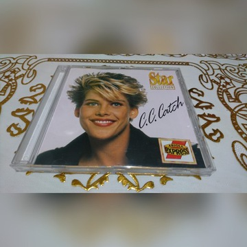 Płyta CD muzyka C.C. Catch WYPRZEDAŻ KOLEKCJI