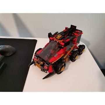 LEGO70750 Ninjago - Ninja DB