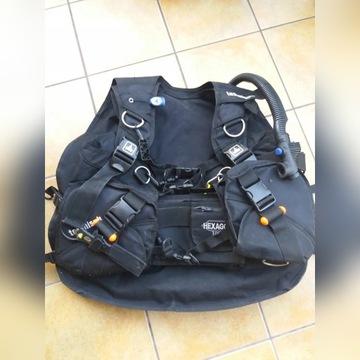 Jacket / kamizelka do nurkowania HEXAGON 1000