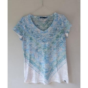 t-shirt, koszulka PRANA, M/L