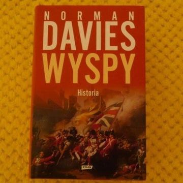 """Norman Davies """"Wyspy"""""""