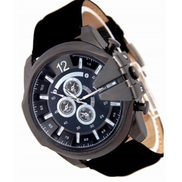 Męski zegarek sport style duży