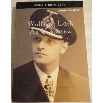 Wolfgang Luth, As U-bootów