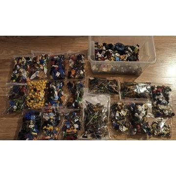 1.6 KG LEGO Figurki, Akcesoria, Torsy, Główki itp.