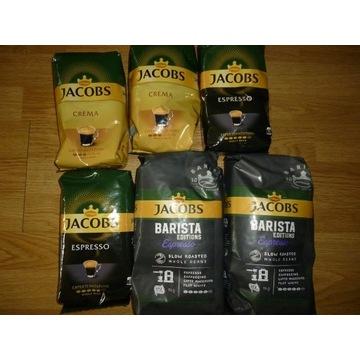 4 kg kawy Jacobs w ziarnach