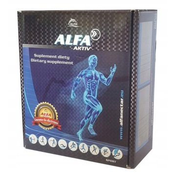 Alfa Aktiv 30x20ml