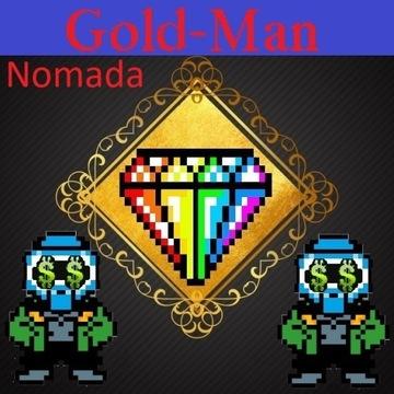 Margonem złoto Nomada 8m PayPal PSC BLIK, Przelew