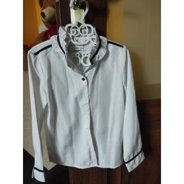 Koszula dziewczęca elegancka rozmiar 116