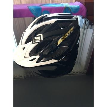 Ładny kask rowerowy SCOTT meski damski M