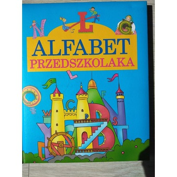 Alfabet przedszkolaka