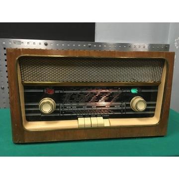 Lampowe radio Diora Calypso, Vintage, sprawne