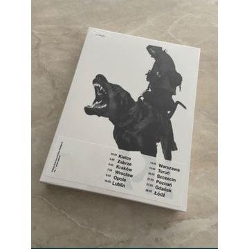 Album OSTR Gniew wersja A 2CD folia nowy O.S.T.R.