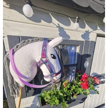Koń Hobby Horse na kijku - Lady