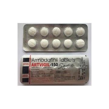 Artvigil 150mg 50 tabletek armodafinil