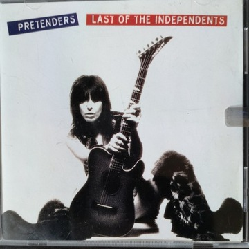 PRETENDERS LAST OF THE INDEPENDENTS CD 1994