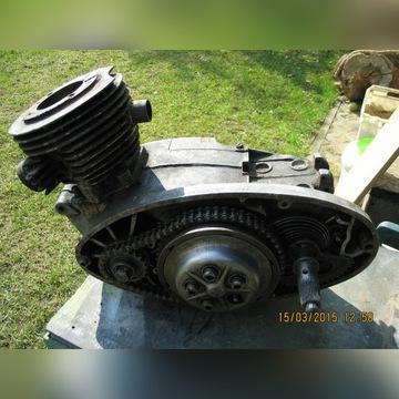 silnik DKW  Nz 250
