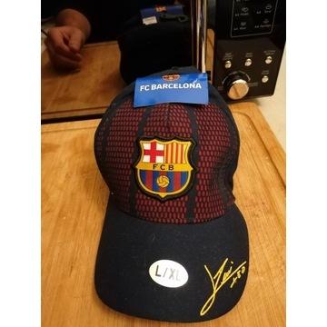 Orginalna czapka FC Barcelona Messi