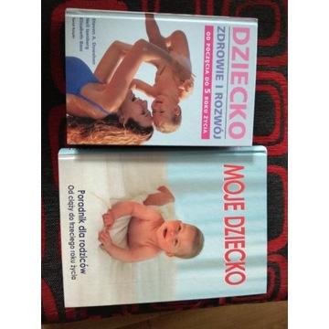 książka moje dziecko x2
