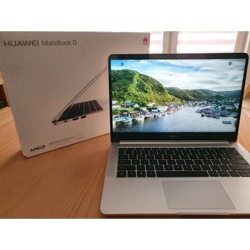 Laptop Huawei Matebook D14 ekran dotykowy/Ryzen 5