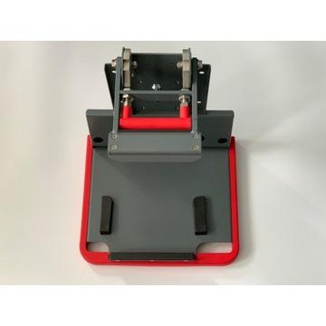 Nowy uchwyt karetkowy do defibrylatora LIFEPAK 15