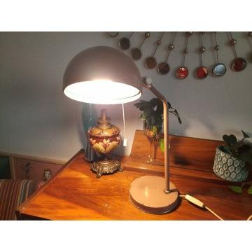 ZAOS lampa biurowa lata 70-te prl