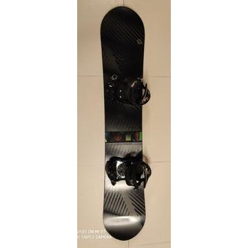 Snowboard Völkl Stroke 160 cm z wiązaniami