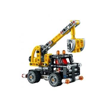 LEGO Tehcnic Ciężarówka z wysięgnikiem