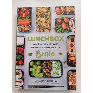 Lunchbox Przepisy inspirowane japońskim Bento