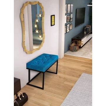 ławka tapicerowana Industrial Loft