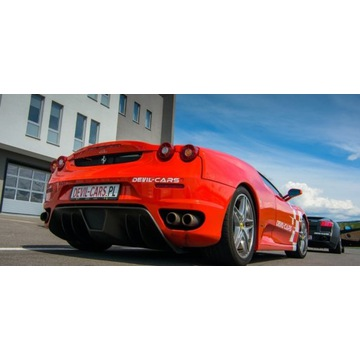 Przejażdżka Ferrari F430