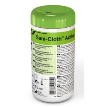 Ecolab Sani Cloth Active 125 sztuk