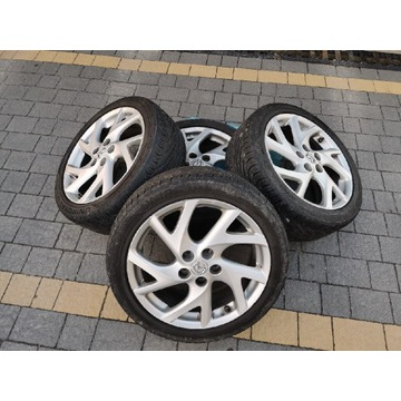 Alufelgi Mazda 6 gh OEM 18'od 2008 czujniki ciśn.