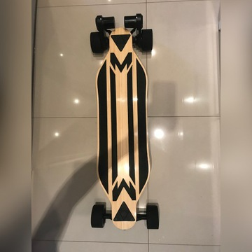 Deska elektryczna, longboard Majestic Boards