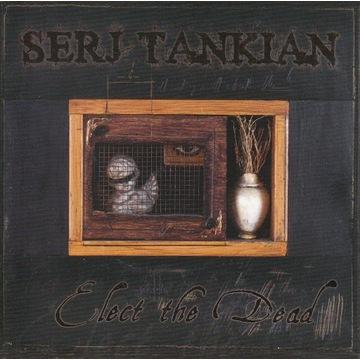 Serj Tankian Elect The Dead - 2007 -unikat rarytas