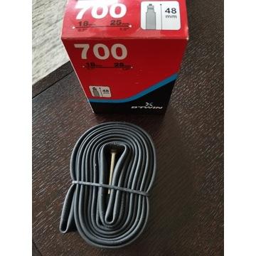 Dętka do roweru szosowego Btwin 700 18/25 mm