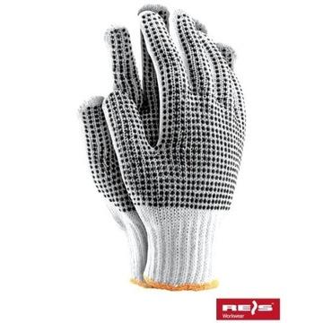 Rękawice ochronne,robocze Working Gloves 10 par 10