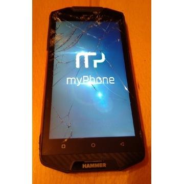 myPhone hammer bolt uszkodzony