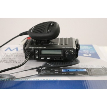 CB Radio Midland M-Mini, NOWE, wtyk