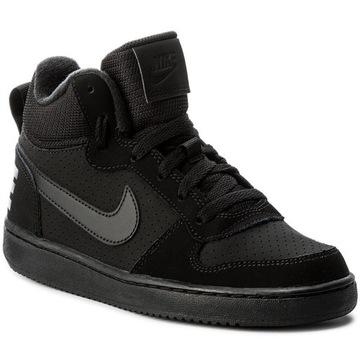 buty Nike czarne mid sneakersy / unisex