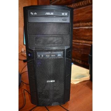 Komputer Inter Core i7 4790, 16 GB Ram, GTX 960
