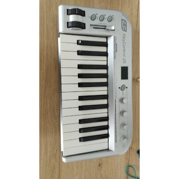 Klawiatura sterująca ESI KeyControl 25
