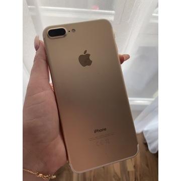 iPhone 7 Plus 128 GB złoty