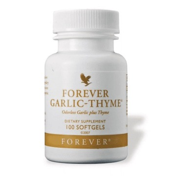Forever Living Products Forever Garlic Thyme 100 K