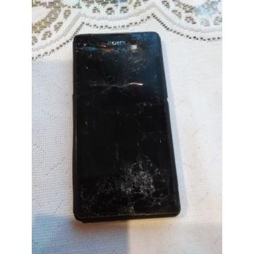 Sprzedam Telefon Sony Xperia D2203 W Całości Na Cz