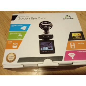 Kamera Samochodowa Wideorejestrator Tracer HD 720p