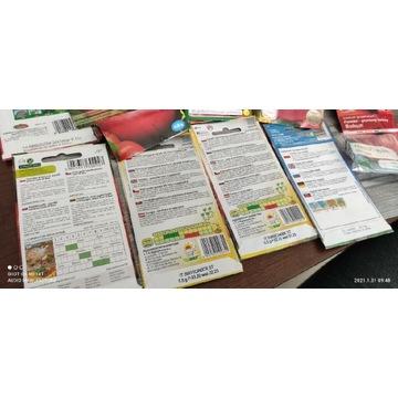 Bohun Hubal Zyska Mix12 odmian nasion pomidorów