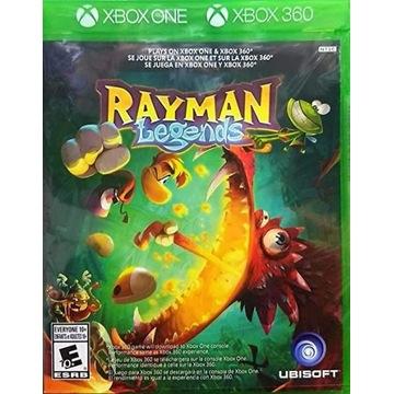 Rayman Legends XBOX ONE XBOX 360 PL KOD KLUCZ