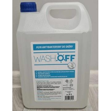 WashOFF Płyn antybakteryjny do skóry 5